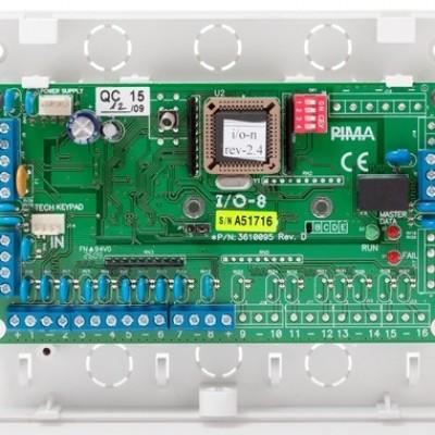 І/О - 8 расширитель на 8 шлейфов (внешний)