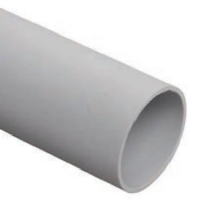 Гладкая труба ПВХ D= 20 мм (длина 3 м)