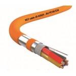 Какой кабель используется для пожарной сигнализации