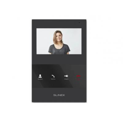 Видеодомофон Slinex SQ-04М Black