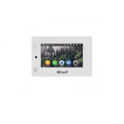 IP-видеодомофон BAS-IP AQ-07L (silver)