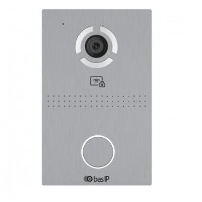 Вызывная видеопанель BAS-IP AV-03BD silver