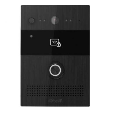 Вызывная видеопанель BAS-IP AV-07B black