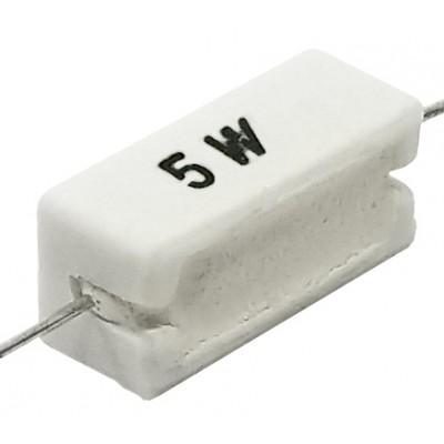 Резистор 39 Ом 5 Вт.