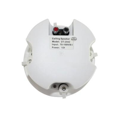 Потолочный динамик DT-2042 Rated power: 15W
