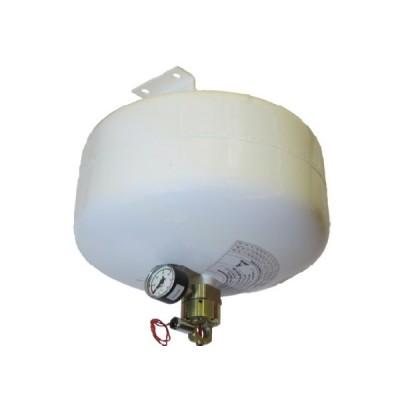 Система порошкового пожаротушения «AUGUST-15» - 68 (автономный, потолочный или настенный)
