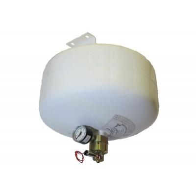 Система порошкового пожаротушения «AUGUST-8» - 93 (электрозапуск, потолочный или настенный)