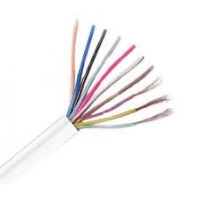 Сигнальный кабель 10х0.22 продажа от 5 метров) не экранированный