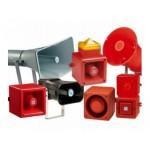 Устройства сигнальные звуковые