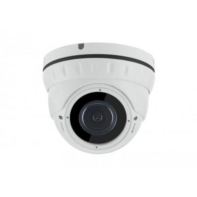 IP 5Мп видеокамера DT LIRDNTSS500 уличная купольная вариофокальная POE 2.8...12 мм