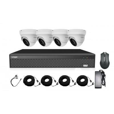 Комплект AHD видеонаблюдения 2Мп XVRA2004D4MD200